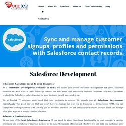Best salesforce developers in india – Fourtek