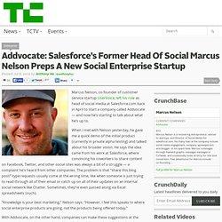 Addvocate: A New Social Enterprise Startup