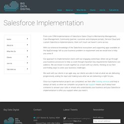 Salesforce Implementation