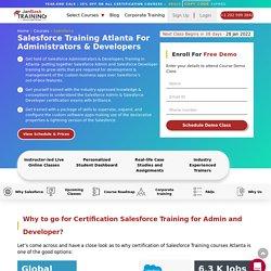Salesforce Training Atlanta