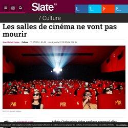 Les salles de cinéma ne vont pas mourir