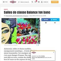 (20+) Salles de classe Balance ton banc