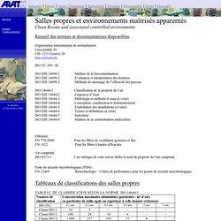 Recueil des normes et documentation