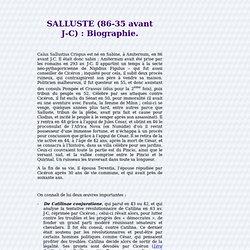 SALLUSTE