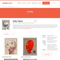 Sally Taylor - Axis artist profile