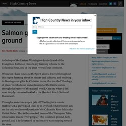 Salmon Ground is Holy Ground