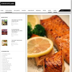 Top 30 Best Salmon Recipes