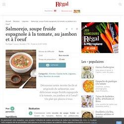 Salmorejo : soupe froide espagnole