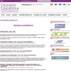 Salon Educatec Educatice