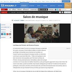 Cinéma : Salon de musique