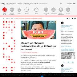 Le salon virtuel du livre jeunesse de Montreuil