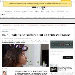 16.000 salons de coiffure sont en vente en France- 1 octobre 2013