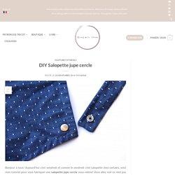 DIY Salopette jupe cercle – Along avec Anna