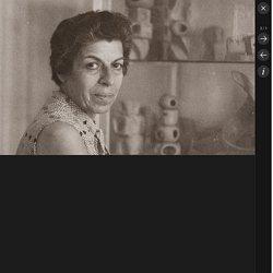 Saloua Raouda Choucair obituary