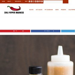 Salsa Verde - Recipe - Chili Pepper Madness