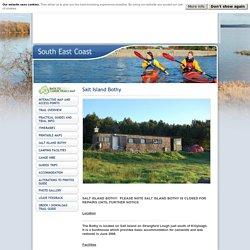 Salt Island Bothy