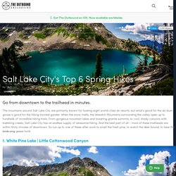 Salt Lake City's Top 6 Spring Hikes
