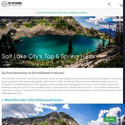 Salt Lake City's Top 6 Spring Hikes