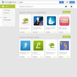 Gezondheid en fitness - Android Market