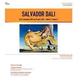 Salvador Dalí - Centre Pompidou