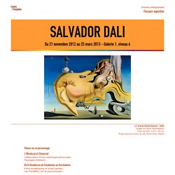 Salvador Dalí - Dossier pédagogique