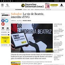 La vie de Beatriz, interdite d'IVG
