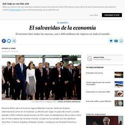 Fitur: El salvavidas de la economía