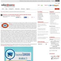 Edmodo, un salvavidas educativo para la clase de música