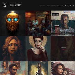 Sam Spratt | Illustrator & Painter