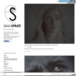 """Sam Spratt Illustration"""