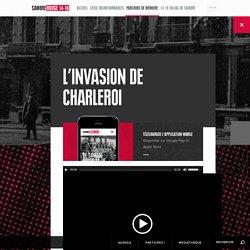 Sambre Rouge 14-18 – L'invasion de Charleroi
