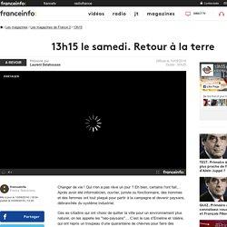 Retour à la terre - France 2 [vidéo]