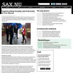 Samenwerking Security met University of New Haven
