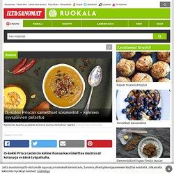 IS-kokki Priscan samettiset sosekeitot – kylmien syyspäivien pelastus - Ruokala