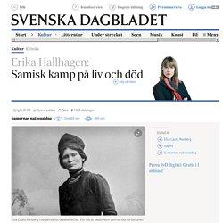 Samisk kamp på liv och död