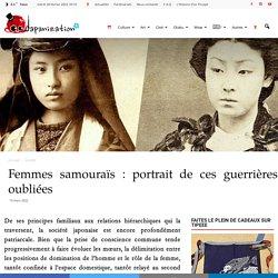 Femmes samouraïs : portrait de ces guerrières oubliées