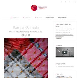 Sample Sample