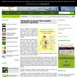 Samprapti: la genesi della malattia secondo l'Ayurveda