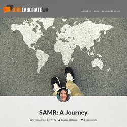 SAMR: A Journey