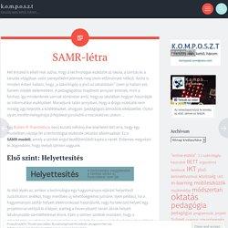 SAMR-létra