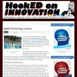 SAMR Swimming Lessons