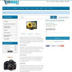 """Samsung 32H4100 32"""" – LED TV"""