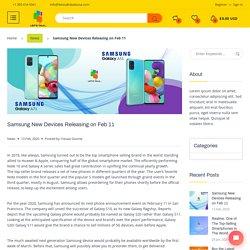 Samsung Mobile Phone on Sale