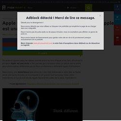 """Apple vs Samsung : la différence c'est que """"Apple est une secte"""" selon une historienne"""