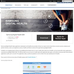 Samsung Digital Health