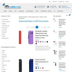 Samsung Galaxy J1 ACE Accessories