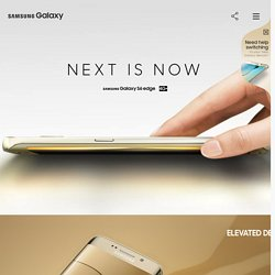 Samsung Galaxy S6 edge 4G+