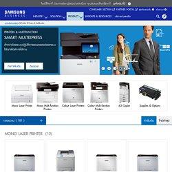 Samsung Printer ใช้งานง่าย ประหยัดพลังงาน รักษาสิ่งแวดล้อม