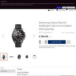 Order Samsung Galaxy Watch3 SAMOLED From Rapteq