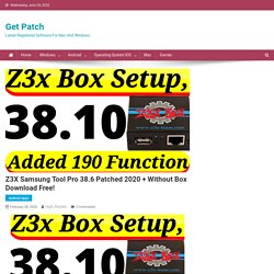 samsung tool pro, Z3X Samsung Tool Pro Without Box Free Download!